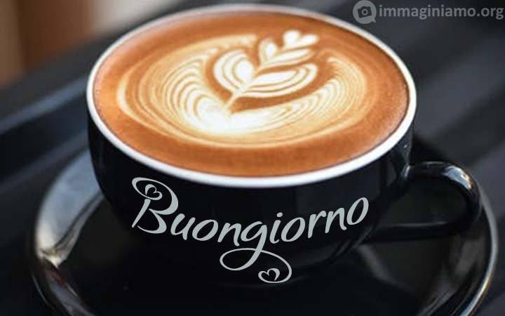 buongiorno-su-tazza-di-caffè-cappuccino