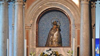 la Madonna di Lussari