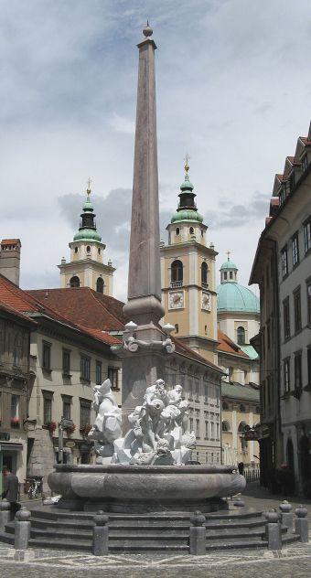 fontana di Robba