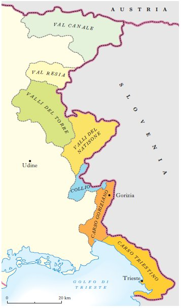 Sloveni in Italia(continuazione)
