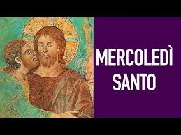 Mercoledì santo, il giorno del tradimento. - YouTube